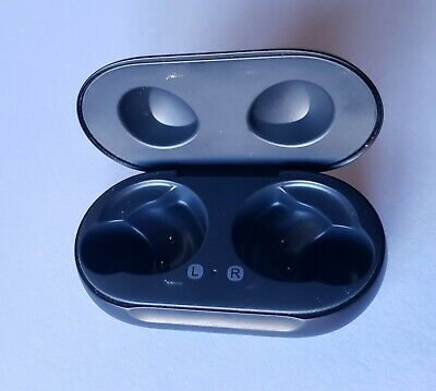 $ CDN21.39 • Buy USED Black OEM CHARGING CASE ONLY For Samsung Galaxy Buds True Wireless Earbuds