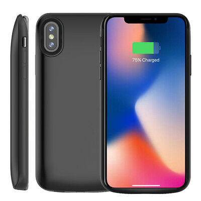 AU17.99 • Buy 3600mAh For IPhone XS Portable Magnet Power Bank Pack Battery Charger Case Cover