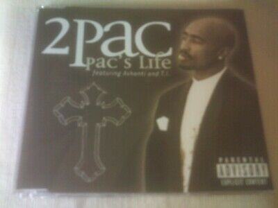 2pac - Pac's Life - 2 Track Cd Single • 1.99£