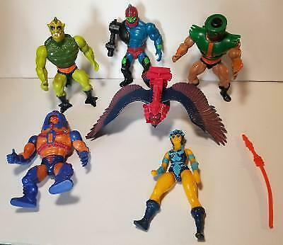 $49.99 • Buy Vintage 1980's Masters Of The Universe Figure Lot #1! *READ*