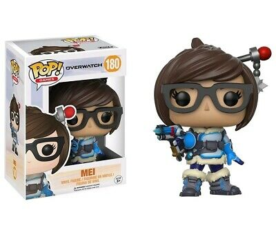 AU18.95 • Buy Overwatch Mei Pop! Vinyl Figure #180