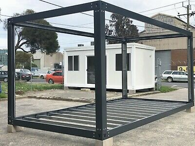 AU2699 • Buy Tiny House Shipping Container Home Cabin Granny Flat Studio Office Site Shed