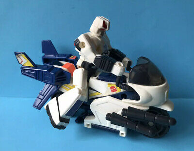 Transformers G1 Action Master Prowl With Turbo Cycle And Accessories Lot  • 18£