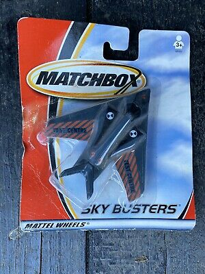 Matchbox Skybusters  Nighthawk - Air Plane - Sealed Boxed • 3.70£