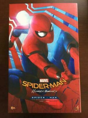 $ CDN602.67 • Buy Hot Toys Spider-Man Homecoming Spider Man 1/6 Scale Figure MMS425