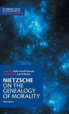 Nietzsche: 'On The Genealogy Of Morality' And Other Writings (Cambridge Texts • 60.49£