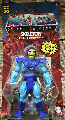 $25.99 • Buy Masters Of The Universe Origins Skeletor 5.5 Action Figure Retro 2020 Authentic