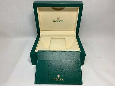 $ CDN131.16 • Buy GENUINE ROLEX Watch Box Case Wave 39137.04 Small 0912041