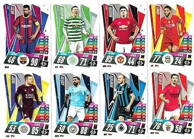 Match Attax 2020/21 Choose Your Base Cards From List • 1.25£