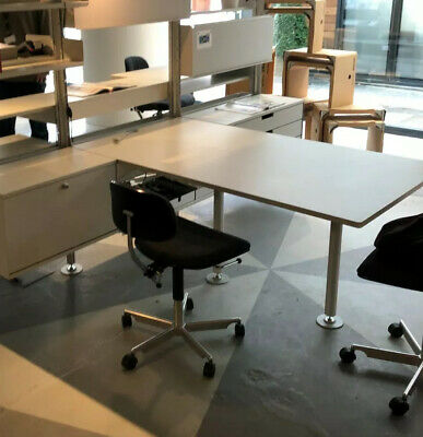 One Integrated Table, Vitsoe By Dieter Rams • 600£