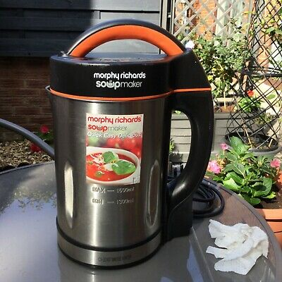 Murphy Richards Soup Maker In Excellent Condition. • 18£