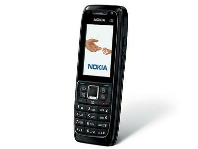 Nokia E51 Black 12 Months Warranty Full Set + Gifts • 264.90£