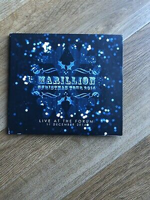 Marillion Christmas Tour 2014 Live At The Forum 2CDr • 30£