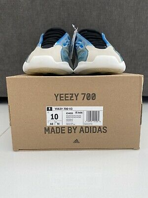 $ CDN528.48 • Buy New Adidas Yeezy 700 V3 Arzareth Size 10 100% Authentic Fast Shipping Dswt!