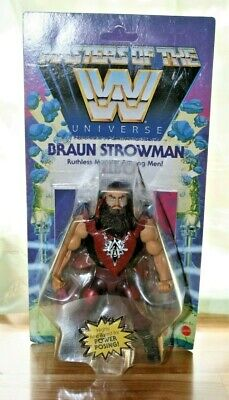 $25.95 • Buy Braun Strowman - WWE Masters Of The Universe - New Sealed - MOTU