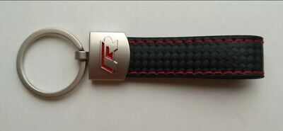 AU9.70 • Buy  Keyring Key Ring Leather Chain Volkswagen VW R Type R Golf GTI