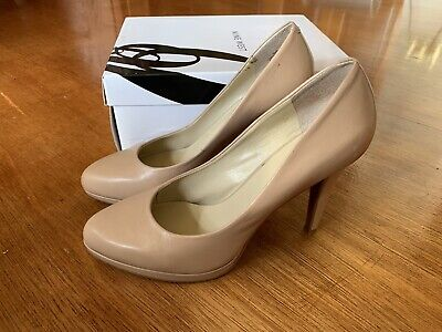 AU30 • Buy Nine West Nude Pumps 7.5