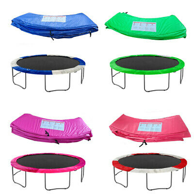 £49.99 • Buy Trampoline Replacement Pad Padding Spring Cover Mat 6, 8, 10, 12, 14, 16 Ft