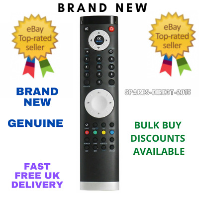 Genuine RC1050 Remote Control For Hitachi Sanyo Logik TV * Specific Models ONLY  • 6.50£