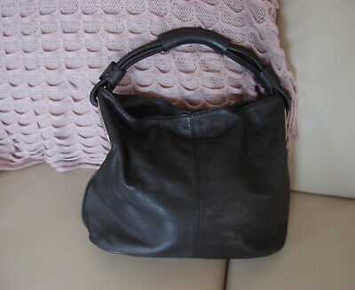 AU59.95 • Buy Oroton Leather Bag Handbag | Small Kiera? | Dark Brown | EUC | Barely Used
