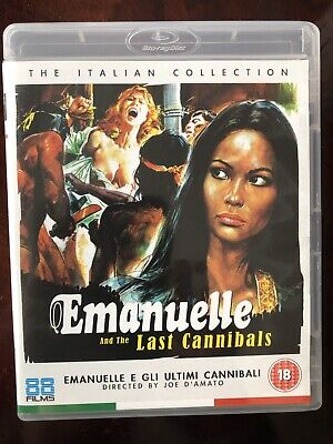 Emanuelle And The Last Cannibals [Blu-ray] - Laura Gemser, Gabrielle Tinti • 12.24£