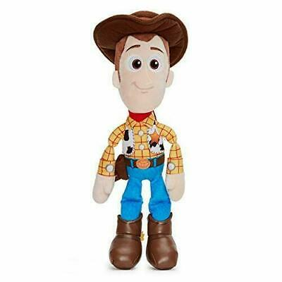 Disney Pixar Toy Story 4 Woody Soft Doll Large Size 50 Cm, Blue  • 19.99£