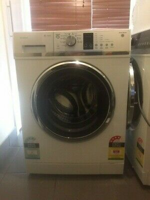 AU250 • Buy Fisher & Paykel WH7560J3 Front Load Washing Machine