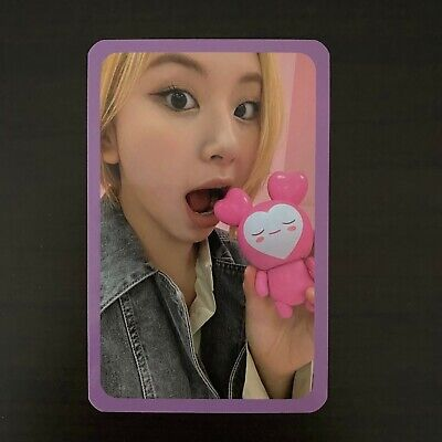 $ CDN25 • Buy TWICE CHAEYOUNG World In A Day Lovely Plastic Model Photocard