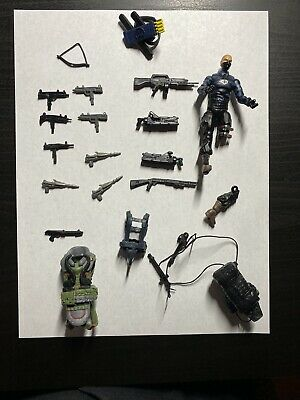 $ CDN17.42 • Buy GI Joe Cobra 25th 30th 50th ROC POC WEAPONS Knife Lot Web Gear Night Trooper