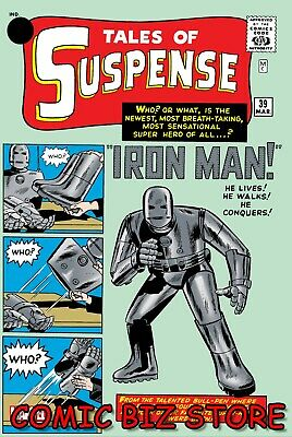 Tales Of Suspense #39 (2020) 1st Printing Facsimile Edition Marvel Comics • 3.55£