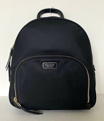 $ CDN137.46 • Buy New Kate Spade New York Dawn Medium Backpack Handbag Nylon Black