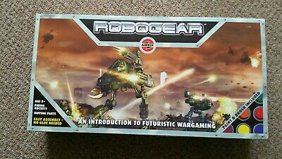 Airfix Robogear Large Wargaming Click Together Model Kit For Spares/repairs • 19.99£