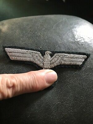 WW2 Germany Army Officers Breast Eagle Badge Patch - German  • 5.74£