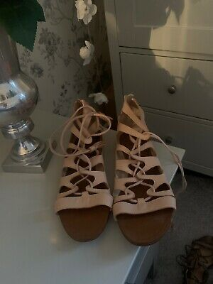 Zara Gladiator Sandals Size 5/38 • 2.10£