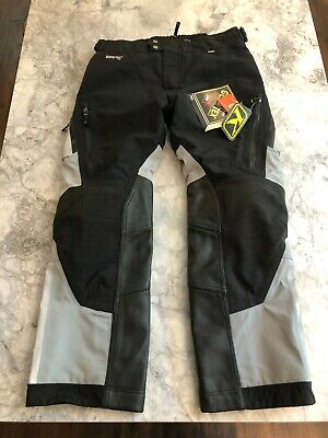 $ CDN1245.44 • Buy Klim Adventure Rally Pant, Gray, Size 34, New With Tags