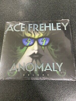 Ace Frehley Anomaly Deluxe Edition USA Import Cd • 4.86£