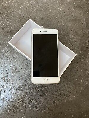 AU208.50 • Buy Apple IPhone 8 Plus - 64GB - White - Used - Cracks In Rear And Front - Works