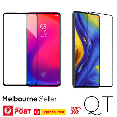 AU2.99 • Buy GENUINE TEMPERED GLASS Screen Protector For Xiaomi Redmi Note 9 Pro Note 8
