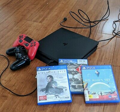 AU295 • Buy PS4 Console And Games 1TB