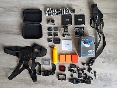 AU109 • Buy GoPro HERO4 Silver Edition Camera - 64GB SD Card - Accessories