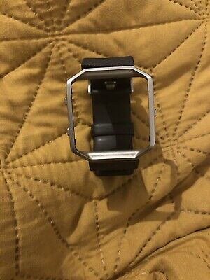 $ CDN13.17 • Buy Fitbit Blaze Black Band Size Small Men's/Women's