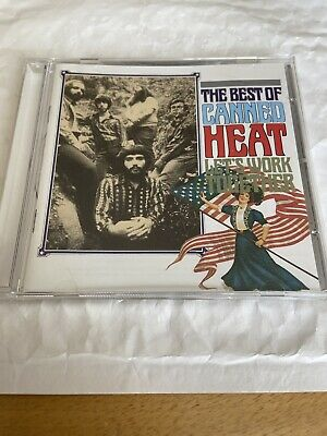 Canned Heat - Let's Work Together (The Best Of , 1989) • 2.85£