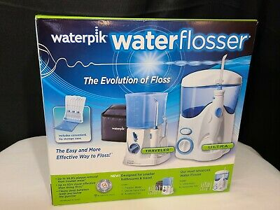 View Details WaterPik Water Flossers Ultra Countertop WP-100 Traveler WP-305 Dental Irrigator • 59.00$