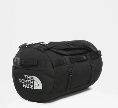 The North Face Base Camp Duffel S Tnf Black New Duffle Bag Suitcase Backpack Bag • 112.84£