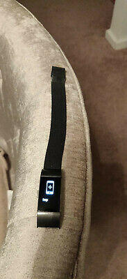 $ CDN17.73 • Buy Fitbit Charge 2 Wristband Activity Tracker, Small - Black Used