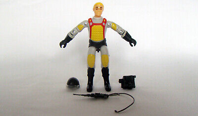 $ CDN20 • Buy Vintage GI Joe BFTB Exclusive CUSTOM Action Force BOMBARDIER Figure Complete!
