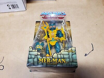 $47 • Buy Mattel Masters Of The Universe Classics Mer-Man Action Figure
