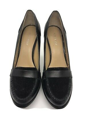 AU35 • Buy Nine West Learher Pumps Shoes Size 7.5