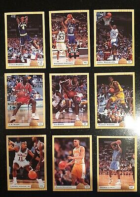 AU5.50 • Buy 1993 Classic NBA College Cards Complete Set Shaquille O'Neal Rookie.. PSA 10?