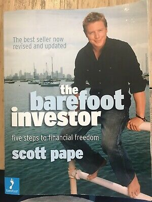 AU20 • Buy The Barefoot Investor 2nd Edition